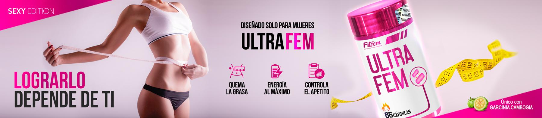 Banner ULTRA FEM