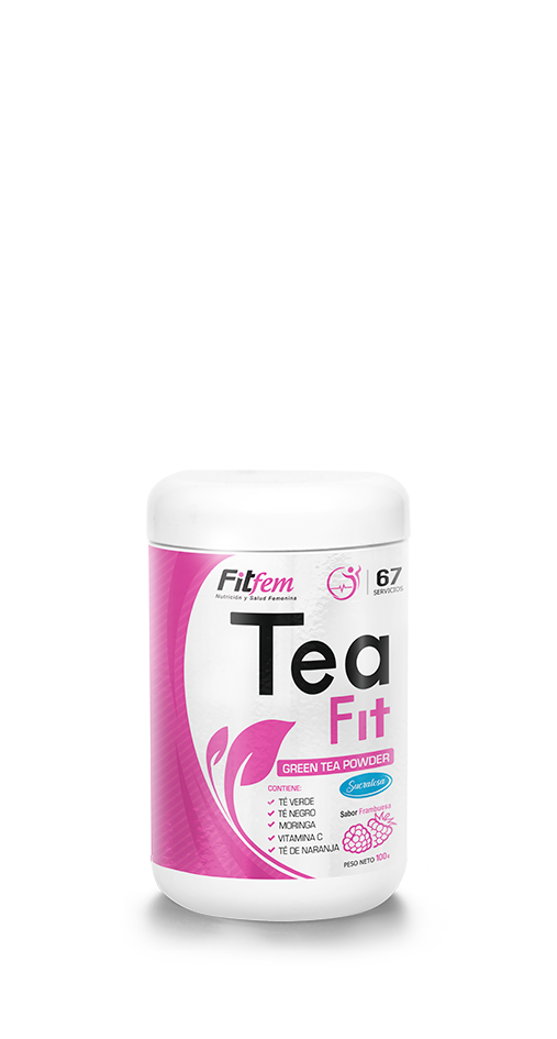 Frasco de TEA FIT