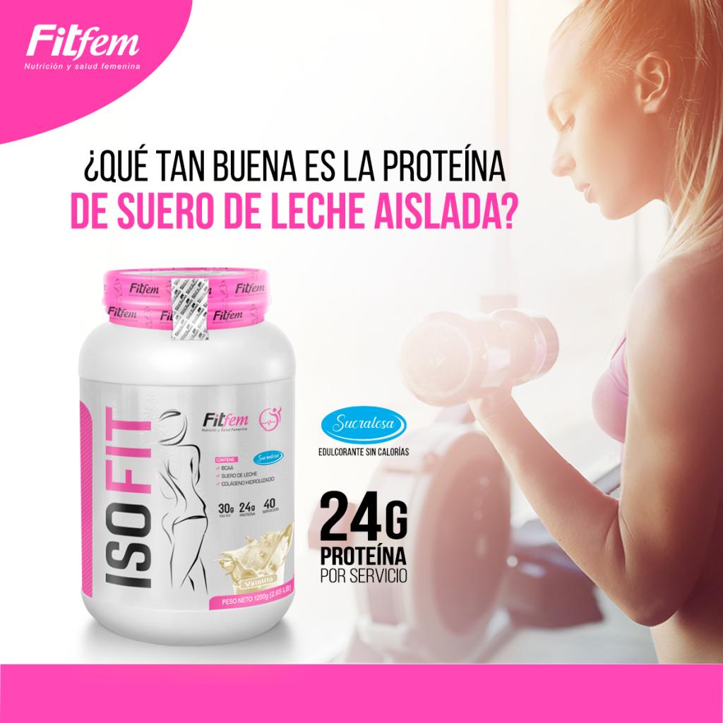 Foto de ¿Qué tan buena es la proteína de suero de leche aislada?