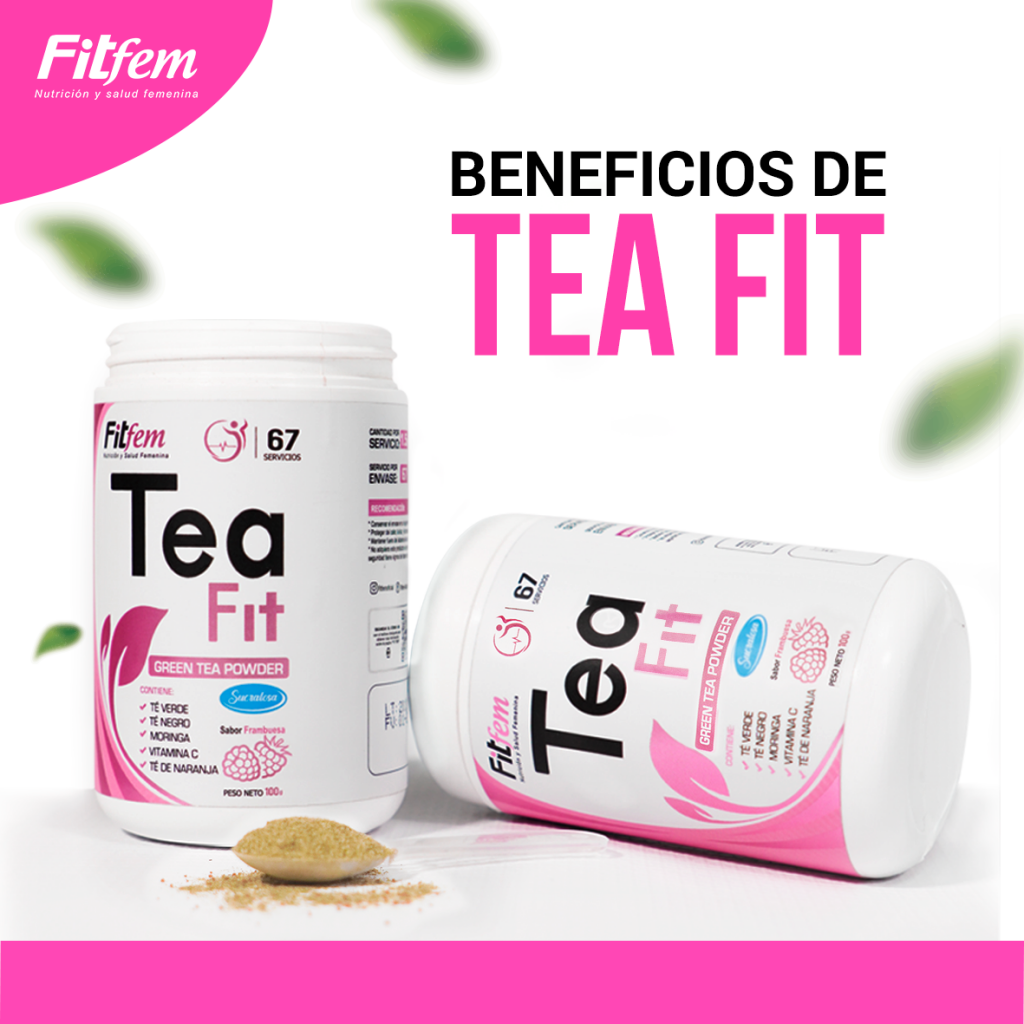 Foto de Beneficios de TEA FIT